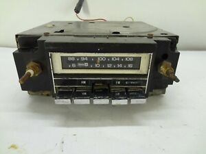 1977 Buick Delco Am Fm Radio 8 Track Player Chevrolet Pontiac Oldsmobile 70bfmt2