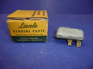 Nos 1957 Lincoln Dash Gauge Cluster Constant Voltage Regulator Sct3