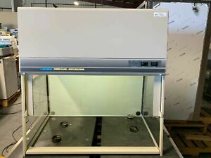 Labconco 37300 01 Purifier Class 1 Safety Cabinet 3 Fume Hood Blower Uv Light