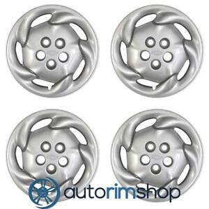 Chevrolet Cavalier 1995 1996 14 Oem Hubcap Wheel Covers Full Set