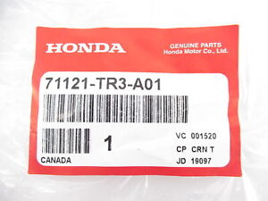Genuine Oem Honda 71121 Tr3 A01 Front Grille Grill 2013 2015 Civic