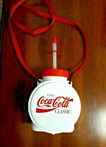Vintage 1990's Coca Cola Water Bottle