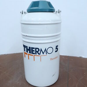 Thermo Scientific Thermolyne Thermo 5 Liquid Nitrogen Transfer Vessel Cryo Tank