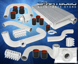 For 94 97 Integra Flared Piping Kit 31 X11 5 X3 Intercooler Blow Off Valve