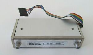 Hp Agilent 33321 60029 Attenuator 3 section 4 Ghz 75db W Cable