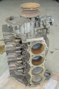 Buick Oldsmobile Aluminum 215 Short Block With Timing Cover F85 61 62 63