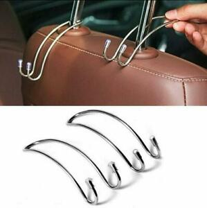 Automotive Metal Car Seat Hook Auto Headrest Hanger Bag Holder For Car