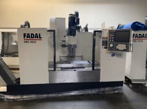Fadal 4020 For Sale Remanufactured 1 Year Warranty