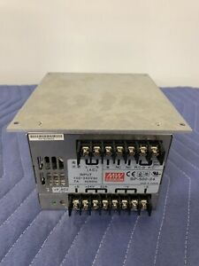 Thermo Finnigan Ltq Orbitrap Xl Mean Well Mw Sp 500 24 Power Supply 2081130 00
