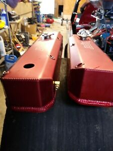 Mopar 273 318 340 360 Fabricated Valve Covers
