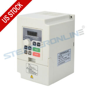 1 5kw 14a 110v 2hp Vfd Variable Frequency Drive Motor Inverter For Spindle Motor