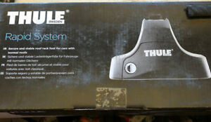 Brand New Thule 480r Rapid Traverse Foot Pack