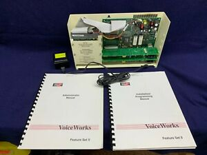 Esi Voiceworks Voice Mail System 4 Port With Power Supply Documentation