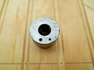Dumore Tool Post Grinder No 2 Pulley 1 17 64 Dia 1 2 Bore 13 16 W