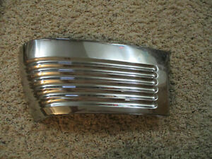 Nos Lh 1951 1952 Pontiac Chieftain Stainless Stone Guard 4 Dr