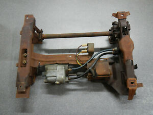 63 64 65 Buick Riviera Power Seat Track Driver 1963 1964 1965 Tested Working