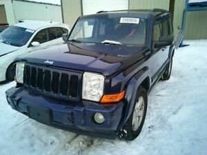 06 06 Jeep Commander Pass Right Roof Air Bag E288527