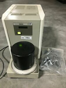 Seiko Instruments Ssc 5200 Calorimeter Differential Scanning