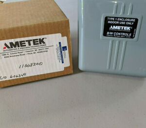 Ametek 11028300 Nema 1 Relay Enclosure new In Box