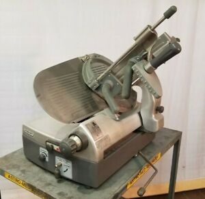 Hobart 2912 Automatic Manual Meat Cheese Slicer Heavy Duty 115v