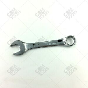 Sk Hand Tools 88111 11mm 12pt Short Combination Wrench