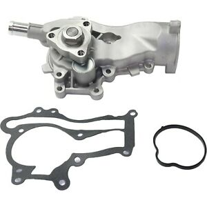 New Water Pump For Chevy Chevrolet Cruze Sonic Trax 25192709 55579016 55561623