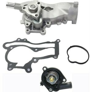 New Kit Water Pump For Chevy Chevrolet Cruze Sonic 25192709 55579016 55561623