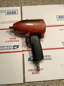 Snap On Tools Super Duty Impact Air Wrench 3 8 Drive Mg31