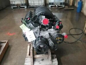 2014 2018 Gmc Sierra 1500 Engine Motor 5 3l Option L83