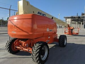 2007 Jlg 860sjp Telescopic Man Lift Excellent Clean Condition Ready To Rent