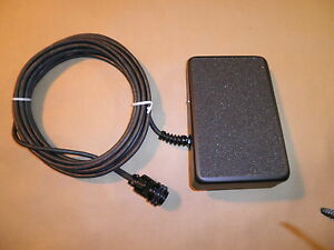 Foot Pedal For Miller Welders 043554 194744 Rfcs 14 Dynasty Maxstar Syncrowave
