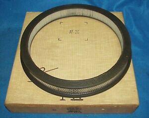 New Nos Chevy Air Cleaner Filter Tri Power 3x2 2x4 Pontiac Buick 348 409