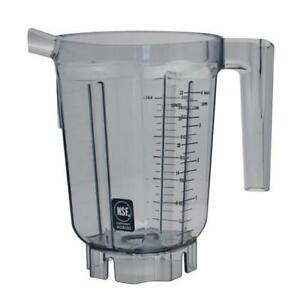 Vitamix 15643 32 Oz Blending Station Container No Blade Or Lid