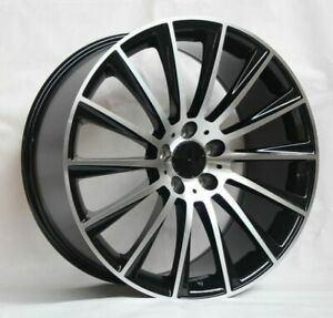 20 S63 Style Grey Wheels Rims Fits Mercedes Benz S430 S500 S550 S400