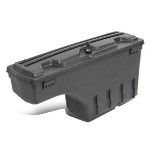 Right Wheel Well Storage Case Tool Box W lock key For 2015 2020 Ford F150 Pickup