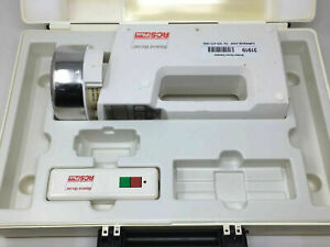 Biotest Hycon Rcs Plus Air Sampler 940310 7 2v 6w With Case And Remote