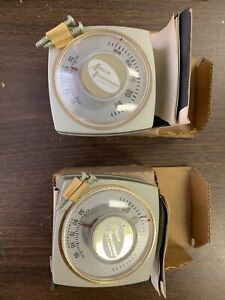 Robertshaw Vintage Thermostat Model 200 24 Volt 32 133 312 New In Box 2