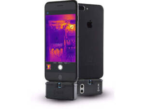 Flir One Pro Lt Ios Lightning Handheld Thermal Imaging Camera Attachment New