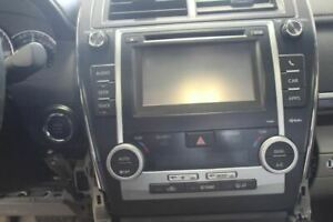 Radio Display And Receiver Am fm cd Fits 12 13 Toyota Camry