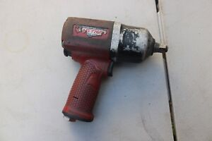 Matco Tools Mt1769 1 2 Inch Drive Air Impact Wrench Tool