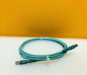 Micro coax Ufa210a 0 0720 300300 18 Ghz 72 Sma m m Low Loss Rf Test Cable