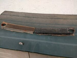 1959 Buick Cowl Vents Left And Right
