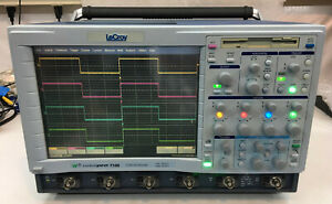 Lecroy Wavepro 7100 1ghz Quad 20gs s Digital Oscilloscope