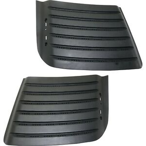22753693 22753694 New Set Of 2 Grille Grill Driver Passenger Side Lh Rh Pair