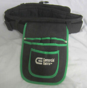 Commercial Electrical Tool 6 pocket Pouch And Tool Belt