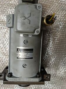 Mitsubishi Hd81 12s Dc Brushless Servo Motor With Encoder