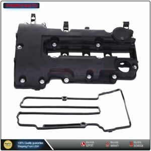 Engine Valve Cover W Gasket For 11 17 Chevrolet Cruze Sonic 1 4l 25198874