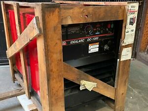 Complete And New Submerged Arc System Idealarc Dc 1000 Lt 7 Tractor 2 Tracks