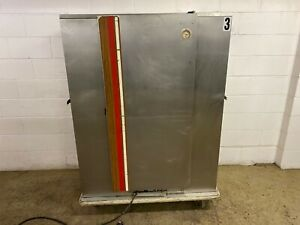 Carter Hoffman Heated Holding Cabinet Smoker 220 Degrees 120 Volt Tested