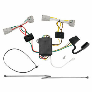 Tekonsha 118496 T One Tow Harness Connector Assembly With Upgraded Converter